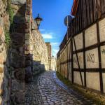 Stadtmauer Ansicht vom Eichwerder Tor