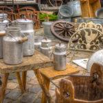 Antik- und Flohmarkt in Templin