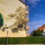Wandgestaltung Obere Mühlenstraße