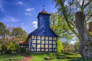 Kleine Kirche in Alt Placht