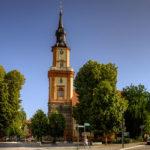 Maria Magdalenen Kirche am Morgen