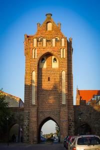 Berliner Tor in Templin