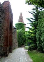 Historische Stadtmauer von Templin